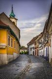Un paseo en Szentendre Imagenes de archivo