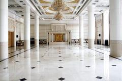 Un pasillo grande de la entrevista Imagen de archivo