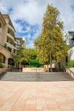 Un passage couvert dans une zone résidentielle à Perth est Photographie stock libre de droits