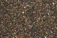 Un passage couvert pebbled Photos stock
