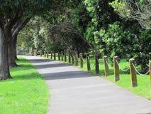 Un passaggio pedonale scenico Fotografie Stock