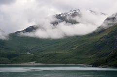 Un paysage d'Alaska Photographie stock libre de droits
