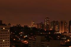 Un paysage de ville Photos stock