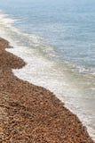 Un Pebble Beach Fotografía de archivo libre de regalías