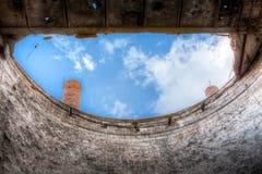 Un pedazo de cielo Imagen de archivo