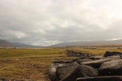 Un pedazo de naturaleza noruega Fotografía de archivo libre de regalías