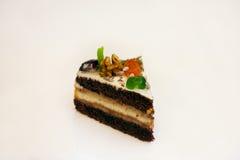¡Un pedazo de torta! Imagen de archivo libre de regalías