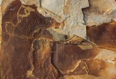 Un pedazo texturizado hermoso de roca como un fondo o textura Fotografía de archivo
