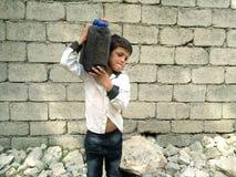 Un pequeño muchacho Foto de archivo libre de regalías