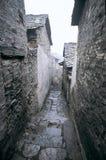 Mundo de piedra en China del oeste Fotografía de archivo