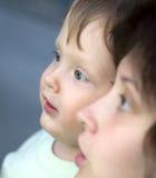 Un petit garçon Image libre de droits