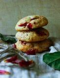 Un petit hapiness de fraise Photo libre de droits