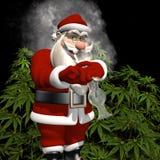 Un peu plus pour Santa illustration libre de droits