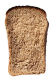 Un pezzo di pane bianco secco Immagini Stock