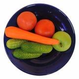 un piatto delle verdure Immagini Stock