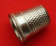 Un piccolo cilindro porta caratteri Fotografie Stock Libere da Diritti