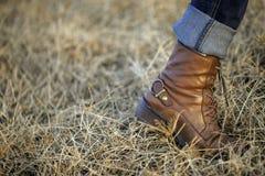 Un pie Foto de archivo libre de regalías