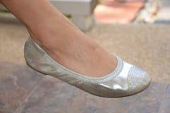Un pied Images stock