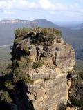 Un pilar de la roca Foto de archivo libre de regalías