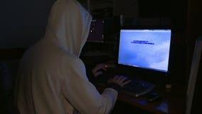 Un pirata informático agrietó el código con los ordenadores almacen de video