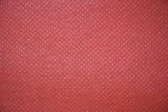 Un plan rapproché de la rayure et du fond de texture des textiles non tissés montre les caractéristiques détaillées des textiles  image libre de droits