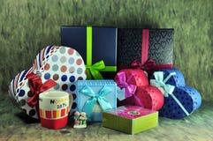 Un poco de regalo para todos foto de archivo libre de regalías