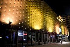 Un podio Tilburg di 013 schiocchi Fotografia Stock Libera da Diritti