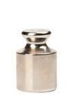 Un poids en métal Images stock