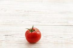 Un pomodoro Immagine Stock