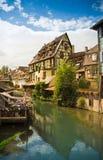 Un pont à peu de Venise Image stock