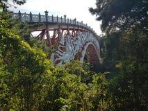 Un ponte di Jeju-Do Fotografia Stock Libera da Diritti