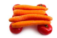 Un ponticello di verdure Immagini Stock Libere da Diritti