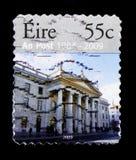 Un post 1984-2009 - posta centrale, venticinquesimo Anniv di un serie della posta, circa 2009 Immagini Stock Libere da Diritti