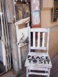 Un posto da sedersi Fotografia Stock Libera da Diritti