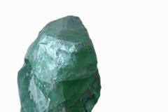 Un primer agradable del fluorit Foto de archivo libre de regalías