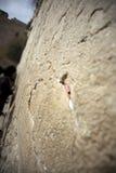 Rezos de la pared que se lamenta Foto de archivo