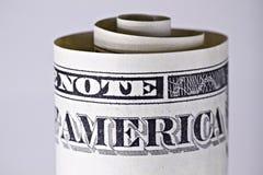 Un primer del dólar Fotos de archivo