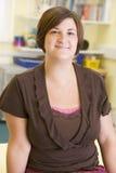 Un profesor de escuela primario Imagenes de archivo
