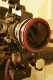 Un proyector de película viejo de 35m m Fotos de archivo