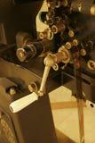 Un proyector de película viejo de 35m m Imagen de archivo libre de regalías