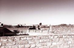 Un pueblo viejo Fotos de archivo