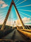 Un puente imágenes de archivo libres de regalías