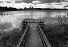 Un puente Fotografía de archivo libre de regalías