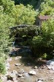 Un puente al pasado Foto de archivo