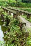 Un puente viejo Fotografía de archivo libre de regalías