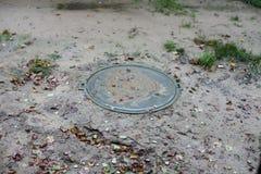 Un puits. Photos libres de droits