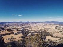 Un punto de vista del valle Fotos de archivo