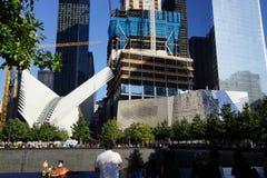 un quattordicesimo anniversario di 9/11 di 55 Fotografie Stock Libere da Diritti