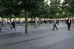 un quindicesimo anniversario di 9/11 di 15 Immagine Stock Libera da Diritti