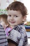 Un ragazzo Fotografie Stock